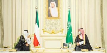 عربستان و کویت ۶ سند همکاری امضا کردند