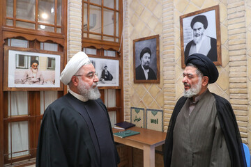 پیام تسلیت روحانی برای درگذشت حجتالاسلام محتشمیپور