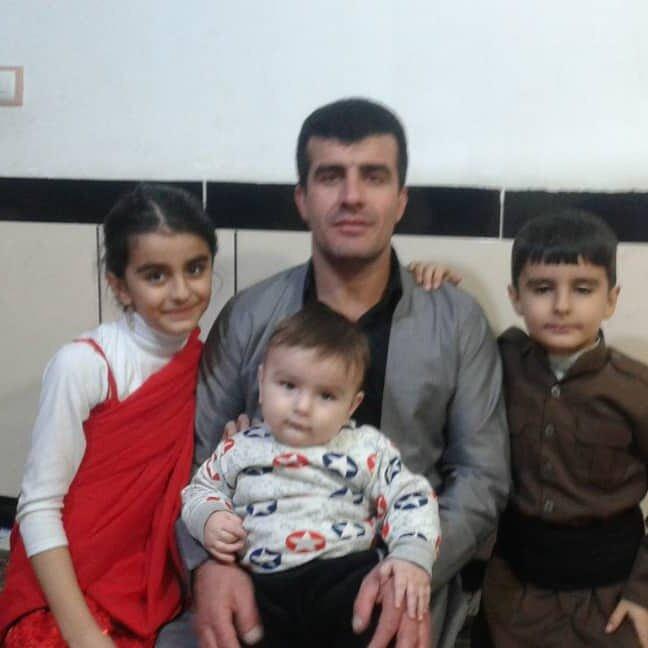 اعضای خانواده غرق شده در کانال مانش