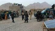 شهرستان دولتآباد استان فاریاب به تصرف طالبان درآمد