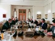 ظریف با نماینده ویژه دبیرکل سازمان ملل در امور یمن دیدار کرد