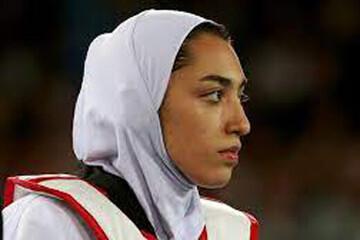 کیمیا علیزاده در المپیک توکیو شرکت میکند