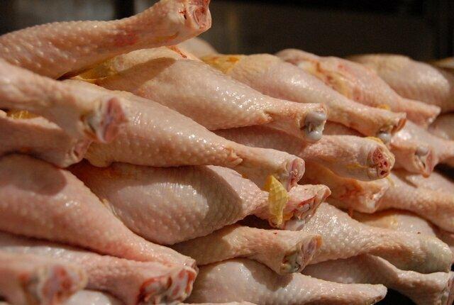 قیمت مرغ ۱۳۴ درصد گران شد!