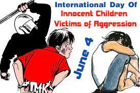 ۴ ژوئن، روز جهانی کودکان بی گناه قربانیان پرخاشگری