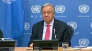 تمدید دبیرکلی گوترش در سازمان ملل برای ۵ سال دیگر