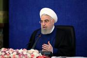 روحانی: چرا در مناظره ها سوالی درباره جنگ اقتصادی مطرح نشد؟ / فیلم