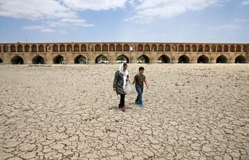 «ورشکستگی آبی» در ایران؛ فرونشست زمین تهدیدی جدی است