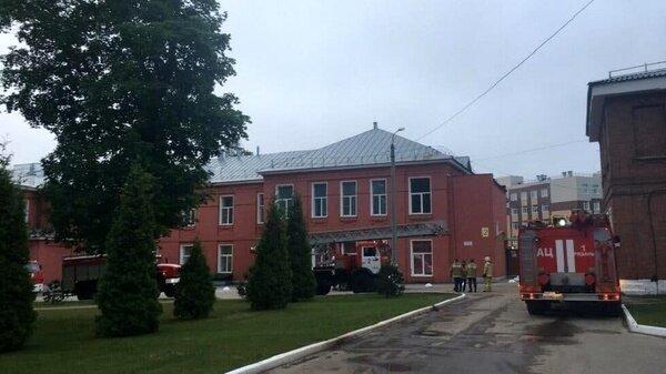 آتشسوزی در بیمارستانی در روسیه منجر به مرگ ۳ نفر شد