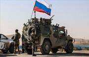 کشته شدن یک نظامی روس بر اثر انفجار بمب در سوریه