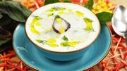 مراحل تهیه آش دوغ اصیل و خوشمزه کردستان