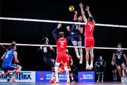 سریال پیروزیهای تیم ملی والیبال متوقف شد / شکست سروقامتان ایران برابر صربستان