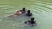 کشف جسد جوان مشهدی در رودخانه مرزی ایران و ترکمنستان
