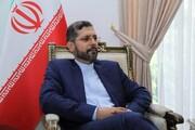 گزارش توئیتری سخنگوی وزارت خارجه درباره سفرش به عراق