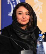 استایل متفاوت همسر جواد عزتی / عکس