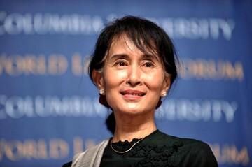 متهم شدن آنگ سان سوچی به فساد اقتصادی