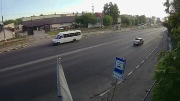 تصادف شدید خودرو پلیس در هنگام تعقیب و گریز در جاده / فیلم