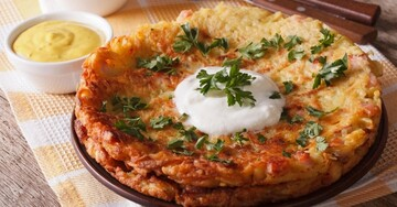 نحوه درست کردن روستی، غذای خوشمزه سوئیسی