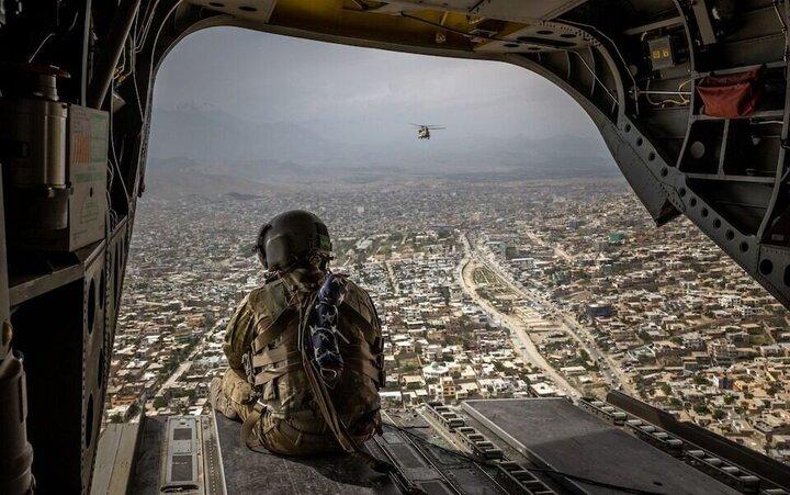 احتمال حمله هوایی پنتاگون به کابل