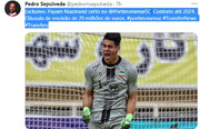 واکنش پیام نیازمند بهخبر حضورش در لیگ پرتغالی