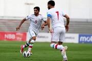 جدول رده بندی گروه C مقدماتی جام جهانی قطر پس از برد پرگل ایران مقابل کامبوج
