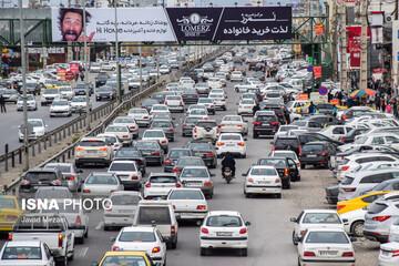 آخرین وضعیت ترافیکی راههای کشور در جمعه ۲۱ خرداد | ترافیک روان در محورهای هراز و فیروزکوه
