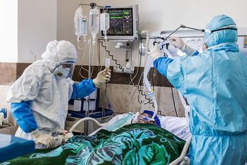 فوت ۱۲۴ بیمار کرونایی در کشور / حال  ۳هزار و ۴۹۴ نفر وخیم است