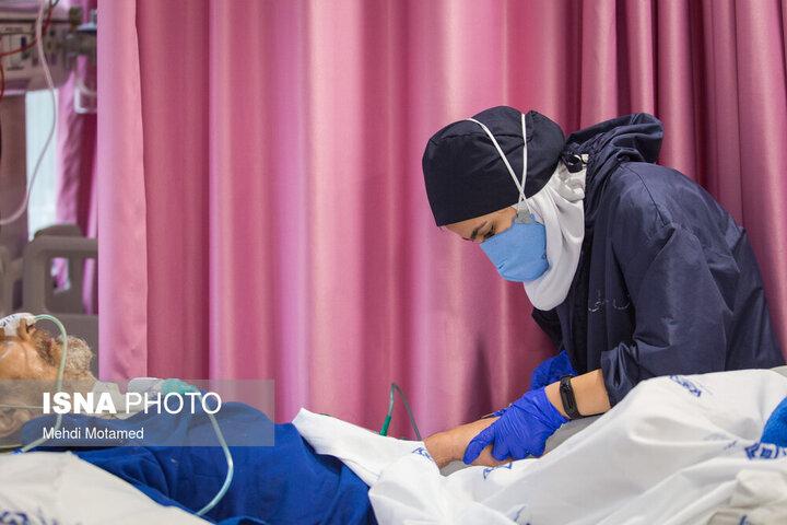 با فوت ۱۲ بیمار دیگر مجموع جانباختگان کرونا در هرمزگان به ۱۳۳۳ نفر رسید