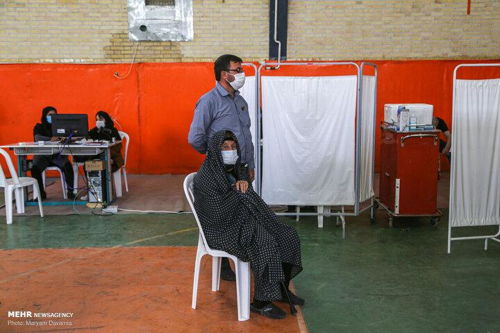 واکسینه شدن بیش از ۸۰ درصد سالمندان بالای ۸۰ سال در زنجان
