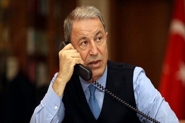 گفتگوی تلفنی وزرای دفاع آمریکا و ترکیه درباره مسائل امنیتی