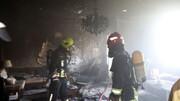 کولر گازی در مشهد حادثه آفرید / تصاویر