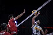 سقوط یک پلهای والیبال ایران در ردهبندی جهانی