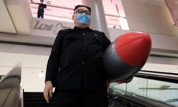 کیم جونگ اون خواستار تقویت قدرت نظامی کشورش شد
