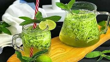 رفع عطش و گرمازدگی با مصرف این نوشیدنیها؛ از شربت سکنجبین و تخم کاسنی تا شربت بهلیمو