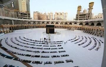 برگزاری مراسم حج امسال فقط با حضور زائران داخل عربستان