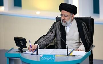 رئیسی خطاب به روحانی: شما نمی توانید برجام را اجرا کنید