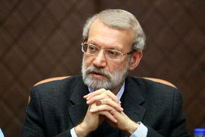 لاریجانی درباره عدم احراز صلاحیت به شورای نگهبان بیانیه میدهد / عکس