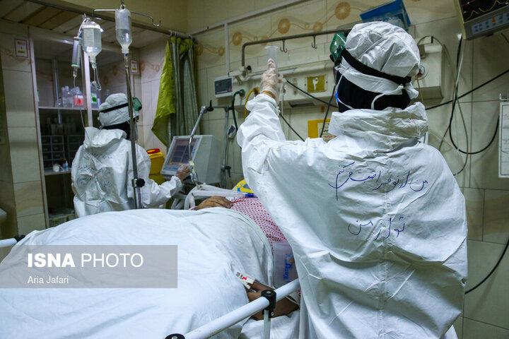 آمار مشاور وزیر بهداشت از فوتیهای کرونا در پیک چهارم