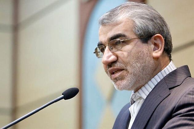 کدخدایی به درخواست لاریجانی پاسخ داد / عکس