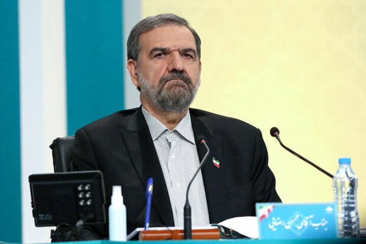 محسن رضایی: مدیران کشور درحال جنگ زرگری اند / فیلم
