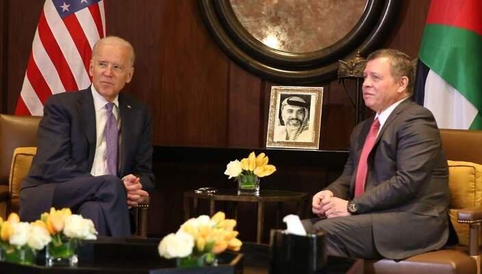 پادشاه اردن به کاخ سفید میرود
