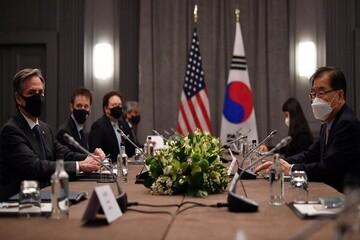 واشنگتن و سئول بر لزوم پایبندی به خلع سلاح هستهای شبه جزیره کره تاکید کردند