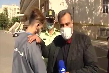 اراذل میلیاردر و نمایشگاهدار تهرانی دستگیر شد / فیلم