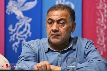 خسرو احمدی در بیمارستان بستری شد