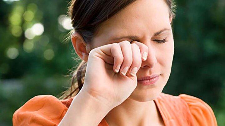 درمان ساده خشکی چشم با مصرف این نوشیدنی