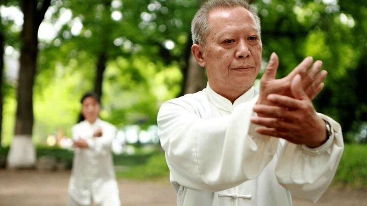 درمان عجیب گردن درد به روش چینیها / فیلم