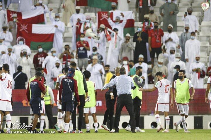 صعود عمان به دور نهایی مقدماتی جام جهانی مسجل شد