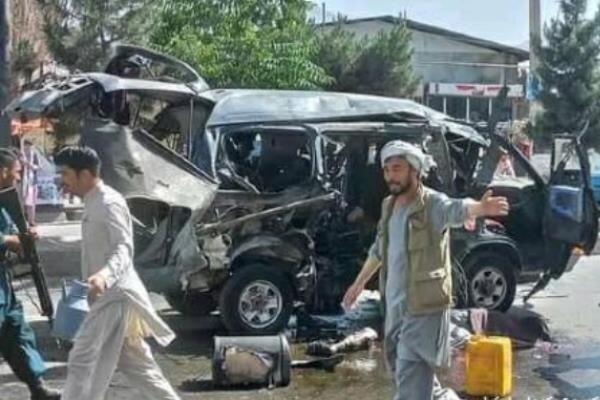 داعش مسئولیت انفجارهای دیروز کابل را پذیرفت