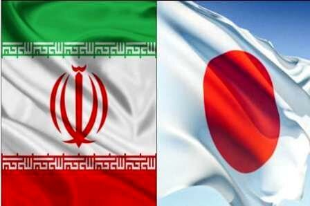 اهدای نشان امپراطور ژاپن به سفیر اسبق ایران