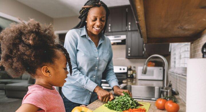 تاثیر رژیم غذایی بارداری در تمام عمر کودک