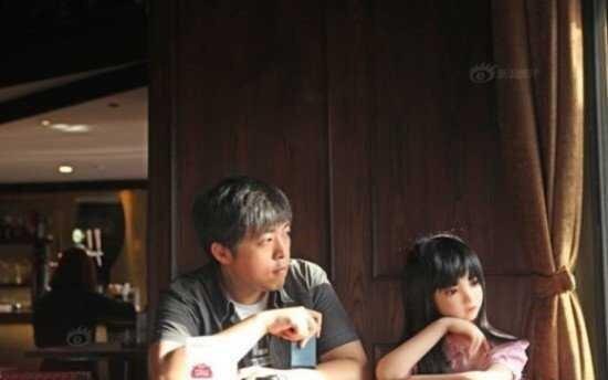 مرد-چینی-و-دخترش